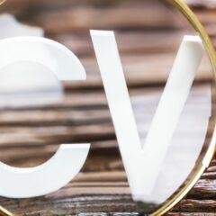 Recherche d'emploi : comment bien rédiger un CV ?