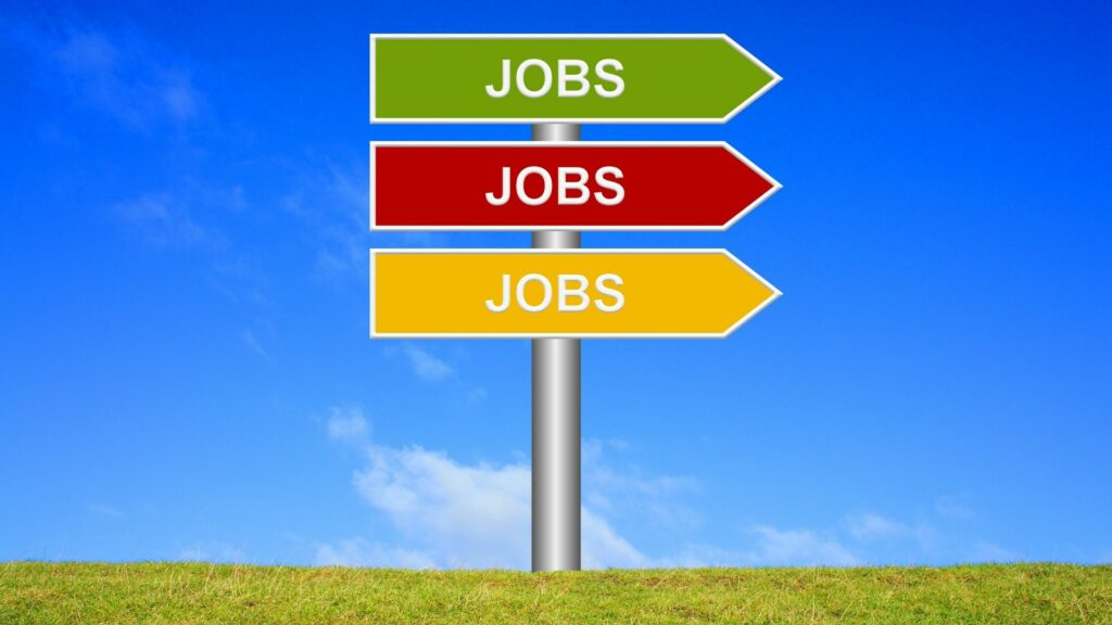 How to find a job without work experience